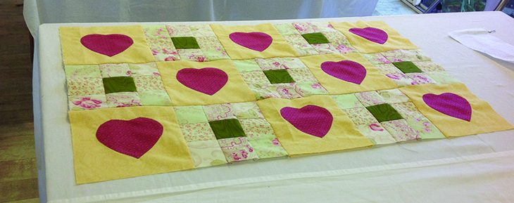 Patchwork Amp Quilting Lilac Barn