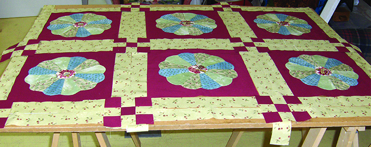 patchwork and quilting courses somerset