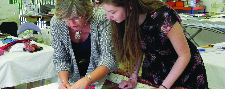 Patchwork Courses in Somerset